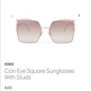 NEW Fendi Can Eye Sunglasses